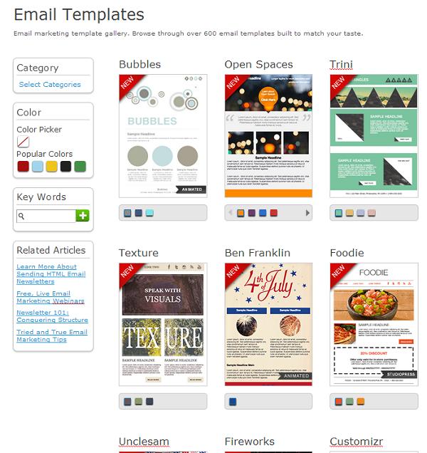 aweber-templates